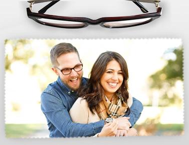 brillenputztuch Beispiel