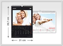individueller fotokalender mit eigenen bildern selbst gestalten. Black Bedroom Furniture Sets. Home Design Ideas