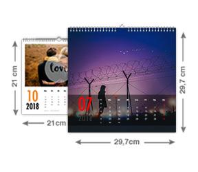 Quadro Kalender